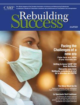Rebuilding_Success_Magazine/RB Cover - Summer 2020